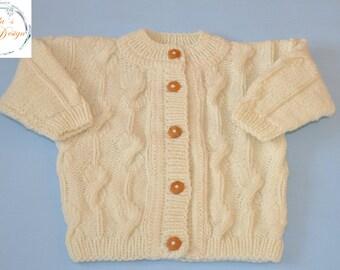 """Jacket """"Hanna"""" Gr. ca 62-68"""