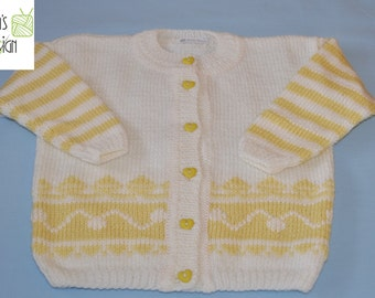 "Children's Jacket ""Tanja"" Gr. CA 86-92"