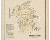 Pennsbury, PA Witmer 1873...
