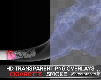 100 TRANSPARENT PNG REAL Smoke Overlays - Transparent Png Photoshop Fire Smoke Overlays And Effects, Digital Background, Digital Backdrop