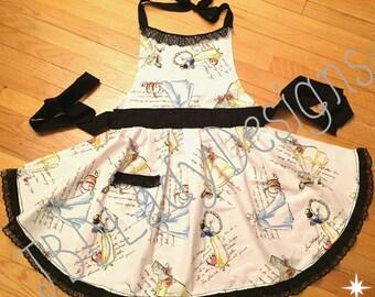 Disney Retro Princess Apron