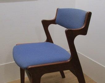 Danish Dining Chairs x 4 By Nova