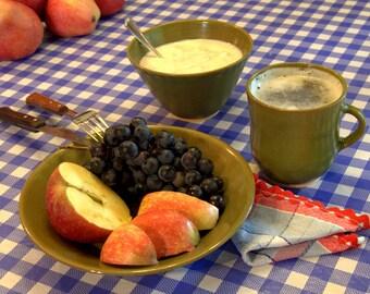 Breakfast tableware / / Breakfast set