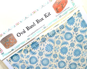 Oval Band Box Kit- Small