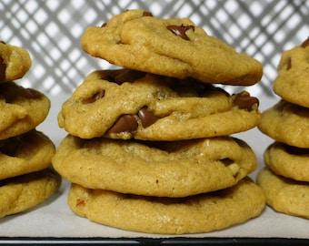 Vegan Chocolate Chip Cookies (Classic Cookie)