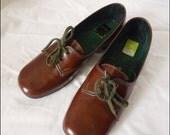 Chaussure vintage années 60/70