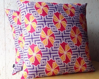 psychedelic - african pillow
