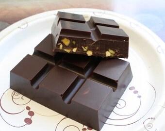 Pistachio & Vanilla Raw Chocolate
