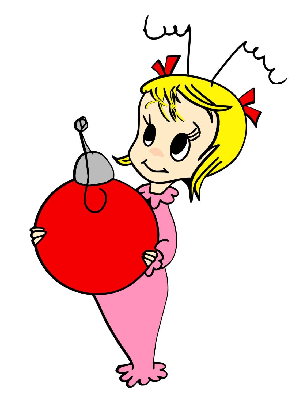 CindyLou Who SVG Instant Download!!!! from SweetRaegans on ...