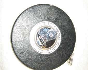 The Lufkin Rule Co. Chrome Clad 100' Tape Measure! #BV