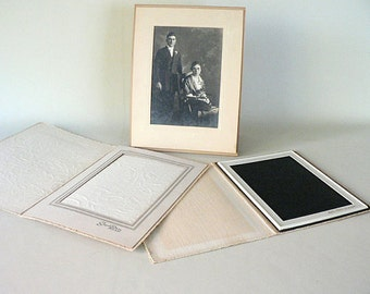 Victorian Cardboard Photo Frame Collection