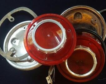 1956 Thunderbird Tail Lights