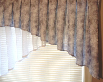 Valance kitchen, Kitchen curtains, Kitchen valance,  Curtains and draperies,  Window treatment valances,  Curtain valance,  Custom curtains
