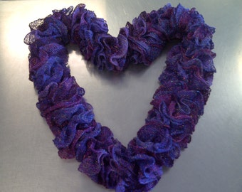 Handmade Scarves Knit With Love