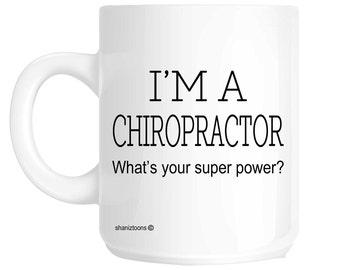 Chiropractor Funny Gift Mug shan352