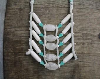 Native Inspired Breastplate