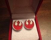 Star Wars Rebel Alliance Stud Earrings