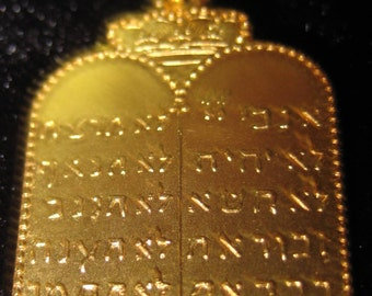 Torah Pendant of Jewish Religion