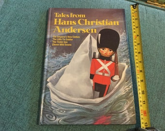 Tales from Hans Christian Andersen story book