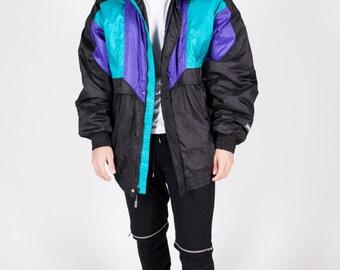 Vintage 1990s Oversized Ski Jacket