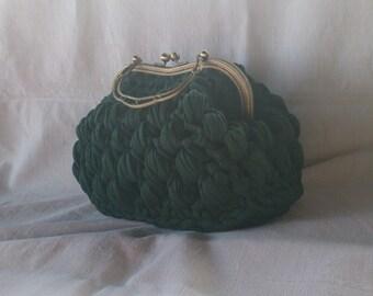 handmade chrochet bag