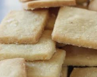 Buttery Rich Shortbread Cookies