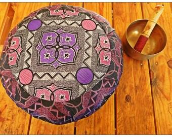"""Zafu meditation cushion """"Essaouira"""""""