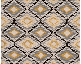 Handmade Modern design Kilim rug 230cm x 160cm (7-6ft x 5-4ft)