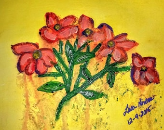 Centered Flowers