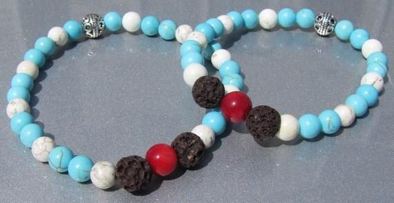 Global Meditation Scope Official Mala Bead Bracelet