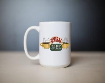Friends Central Perk Mug