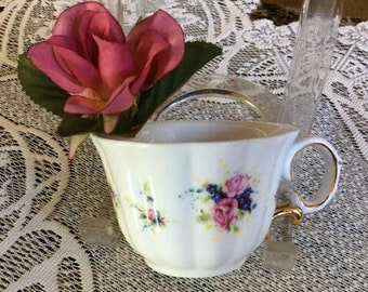 Vintage Porcelain Teacup