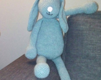 Great crochet rabbit