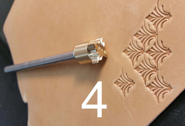 Как сделать простое клише для тиснения по коже