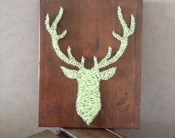 String Art Deer