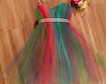 Whimsical Fairy Princess Costume