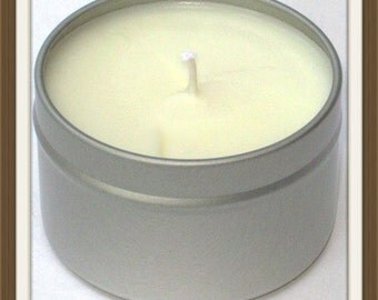 PMS Hormonal Imbalance Candle Tin Aromatherapy