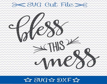 SVG Sayings, SVG Cut File for Silhouette Cameo or Cricut