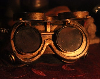 Steampunk Goggles Victorian