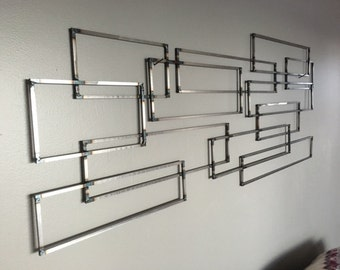 Wall Art, Office Art, metal wall art