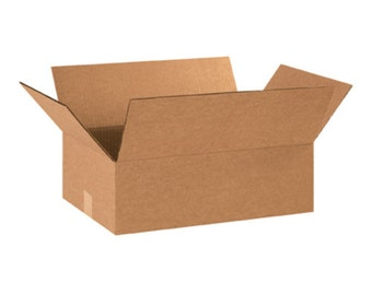 12x9x6 Cardboard Shipping Cartons Corrugated Boxes Moving Packing Carton