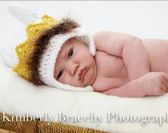 Handmade Where The Wild Things Are Max Hat