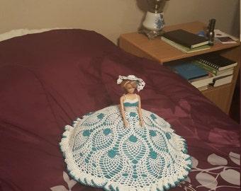 Princess Bed Doll
