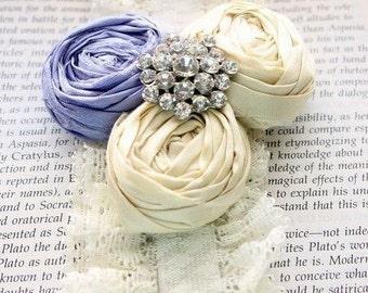 Bridal Garter Something Blue Wedding Garter Vintage Stretch Lace Garter Rhinestone Crystal Jewel