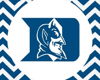 Duke Cutting Files in Svg, Eps, Dxf, and Studio for Cricut Silhouette | Blue Devils Vector Graphics | Sports