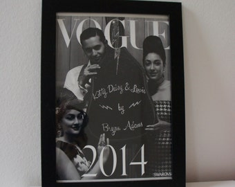 Picture with Frames - Vogue 2014