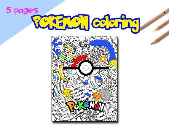 Scarica istantanea da colorare pokemon pokemon disegni da for Pokemon da stampare e colorare