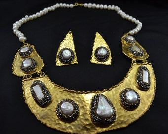 Ottoman Jewelry Hürrem Sultan jewelry set FREE SHIPPING