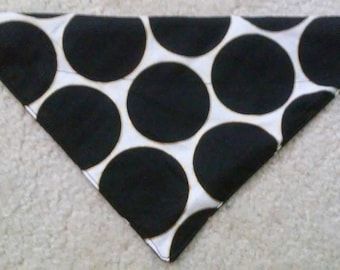 Black Spotted bandana
