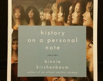 History on a Personal Note: Stories